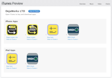 DejaWorks LTD Apps On App Store